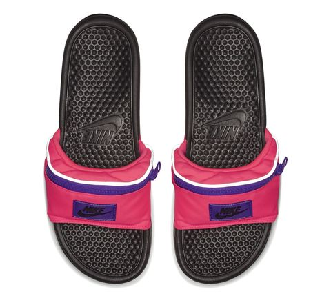ea653219de5c Nike Fanny Pack Slides Are the Best Summer Sandals a Man Could Ask For