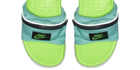 29f1b20e9a92c2 Nike Fanny Pack Slides Are the Best Summer Sandals a Man Could Ask For