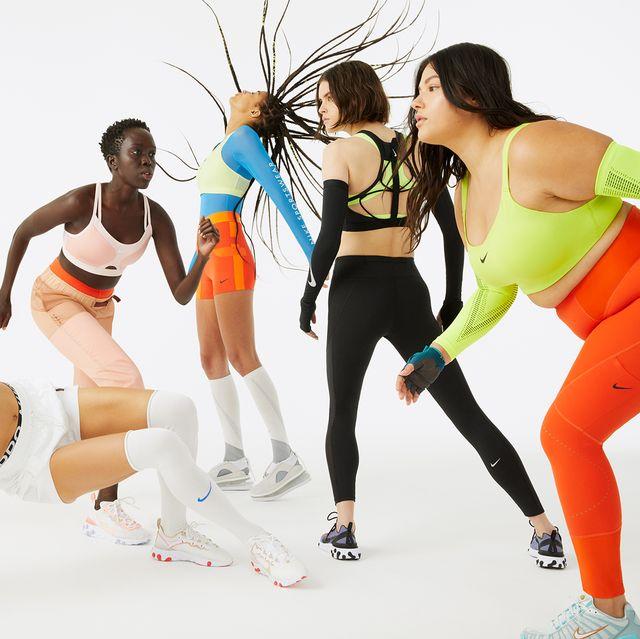 Sportswear, Aerobics, Exercise, Dance, Fun, Physical fitness, Leg, Performing arts, Thigh, Dancer,