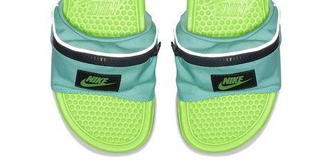 Nike chanclas riñonera
