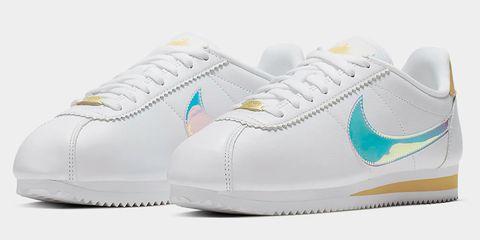 Shoe, Footwear, White, Sneakers, Product, Blue, Aqua, Walking shoe, Outdoor shoe, Yellow,