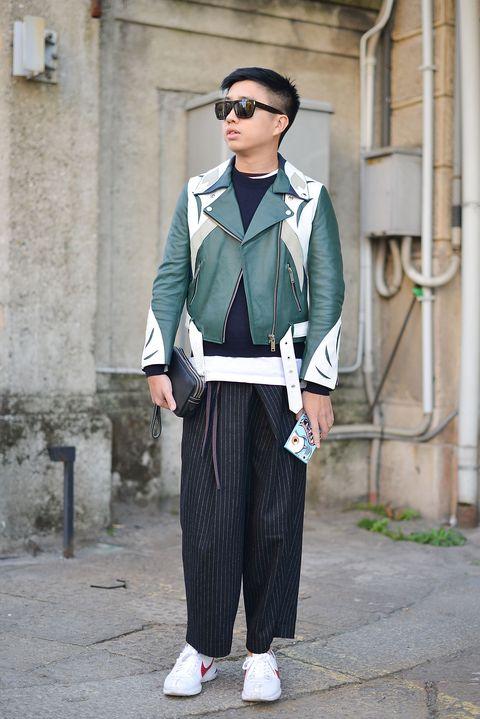 Predecir menta Afilar  Street Style - 20 looks que demuestran que las Nike Cortez son lo más  moderno que hay
