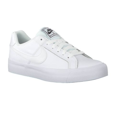nike court royale witte sneakers dames