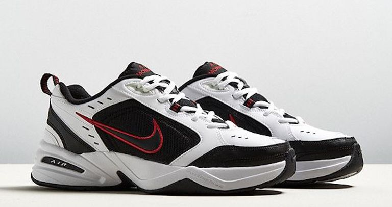 Nike Air Monarch dad shoes