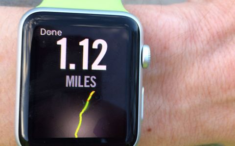 The Runner's World Apple Watch Review