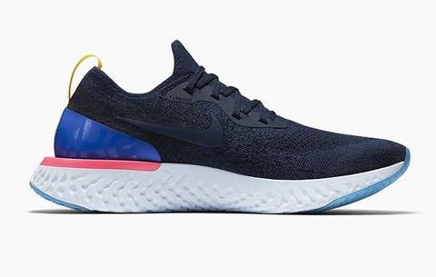0b19a0944a4b Nike Epic React Flyknit Men s Road Shoe