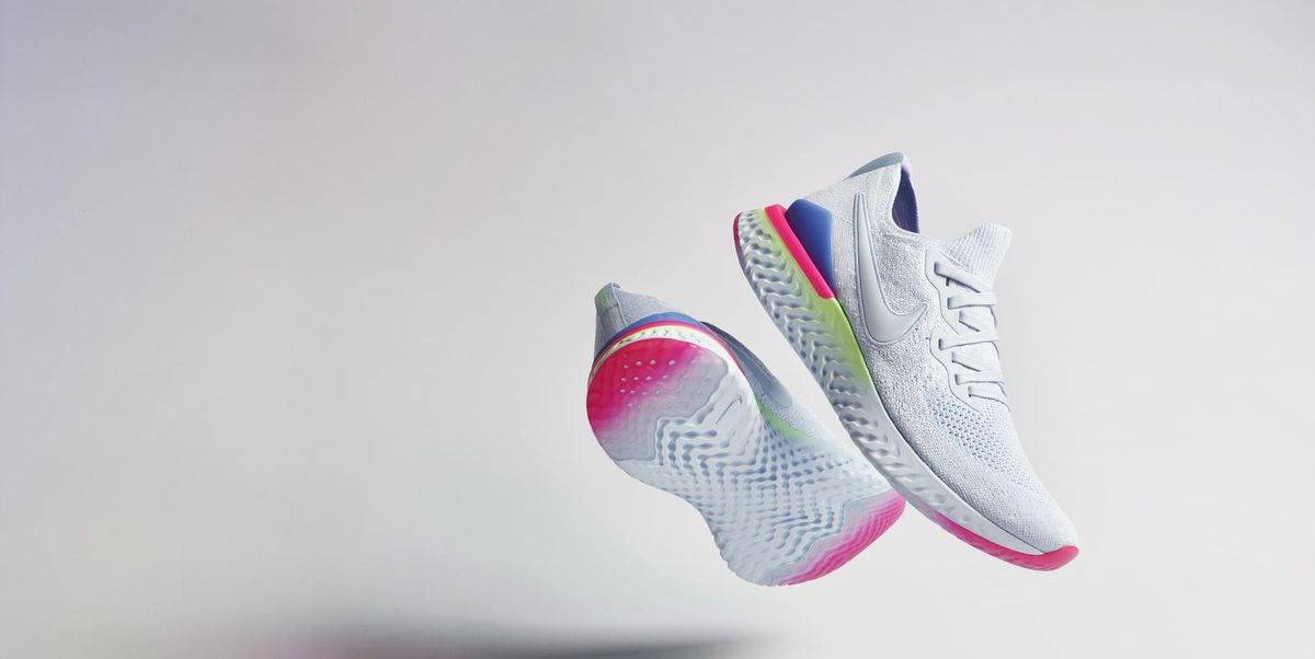 Tutor luego lealtad  Tried and tested, we went running in the new Nike Epic React Flyknit shoe.