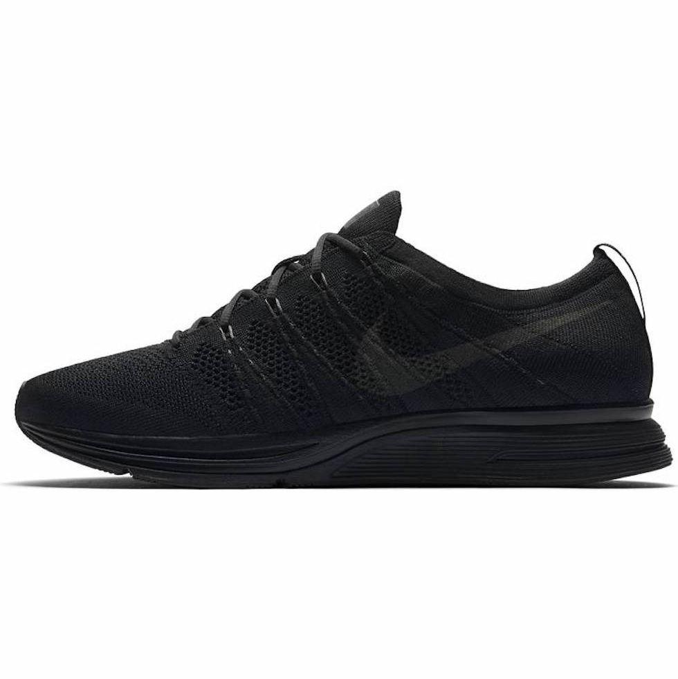 Nike Flyknit Trainer black