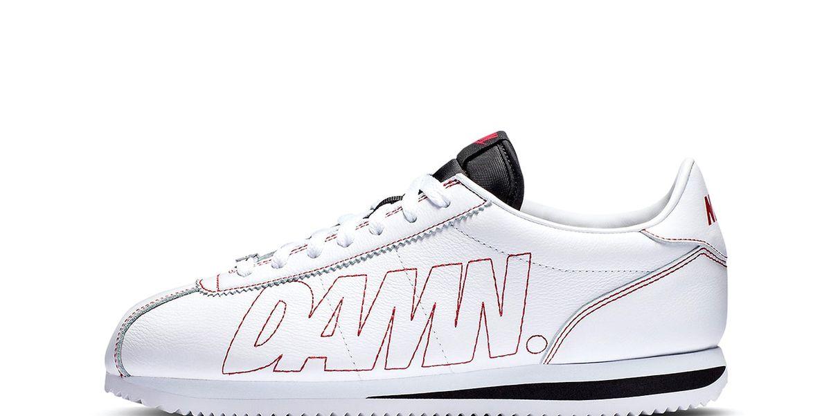 bb79cb3d5b2f Kendrick Lamar s Nike Cortez Sneaker Is How We re All Feeling ...