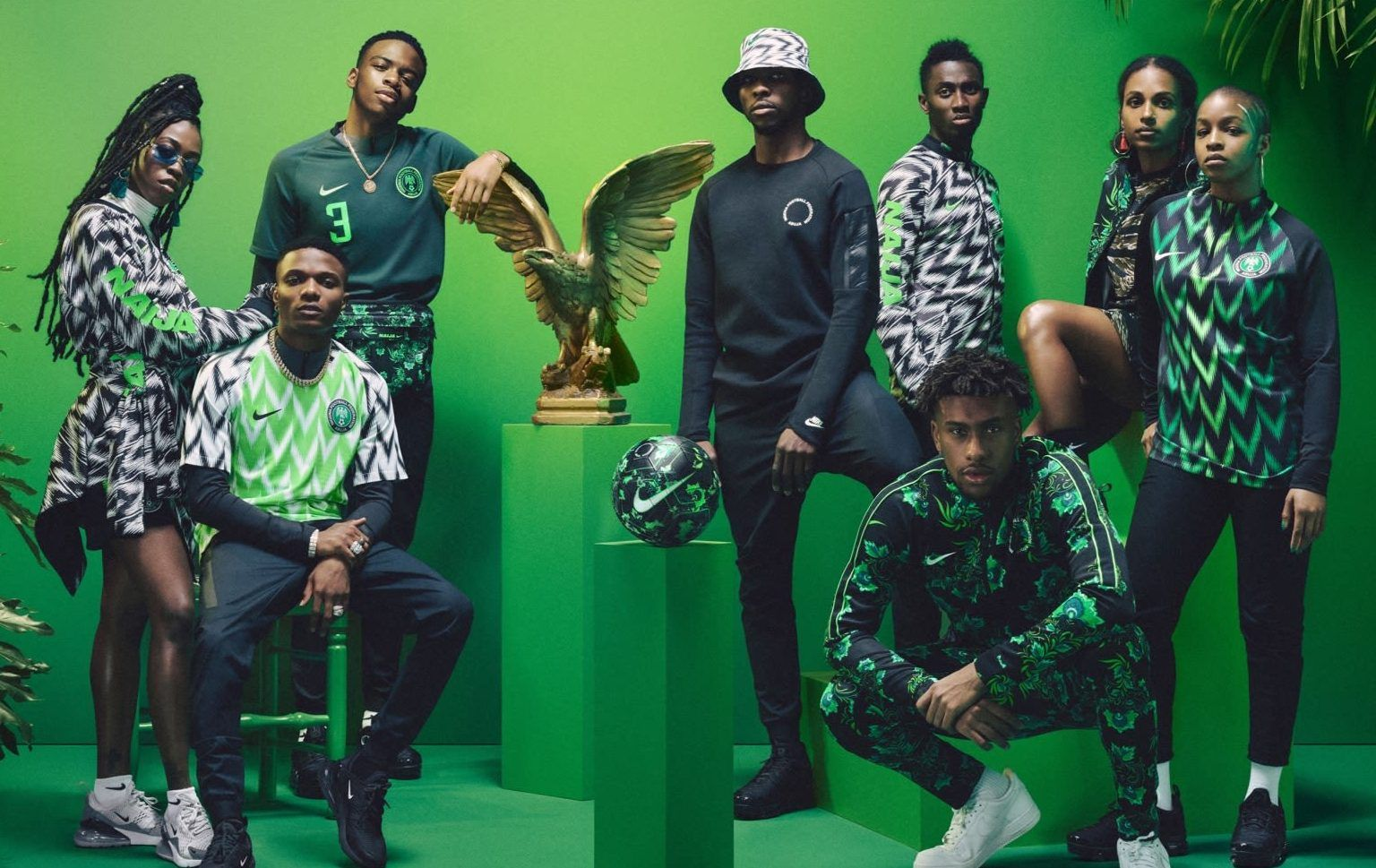 1139bdb8f Why There s So Much Buzz About Nigeria s World Cup Kit
