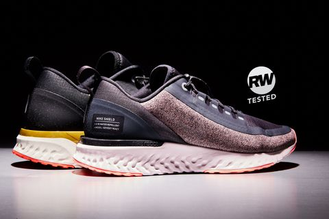 sale retailer ec5ce 11dca Train Through Winter's Worst in The Nike Odyssey React Shield