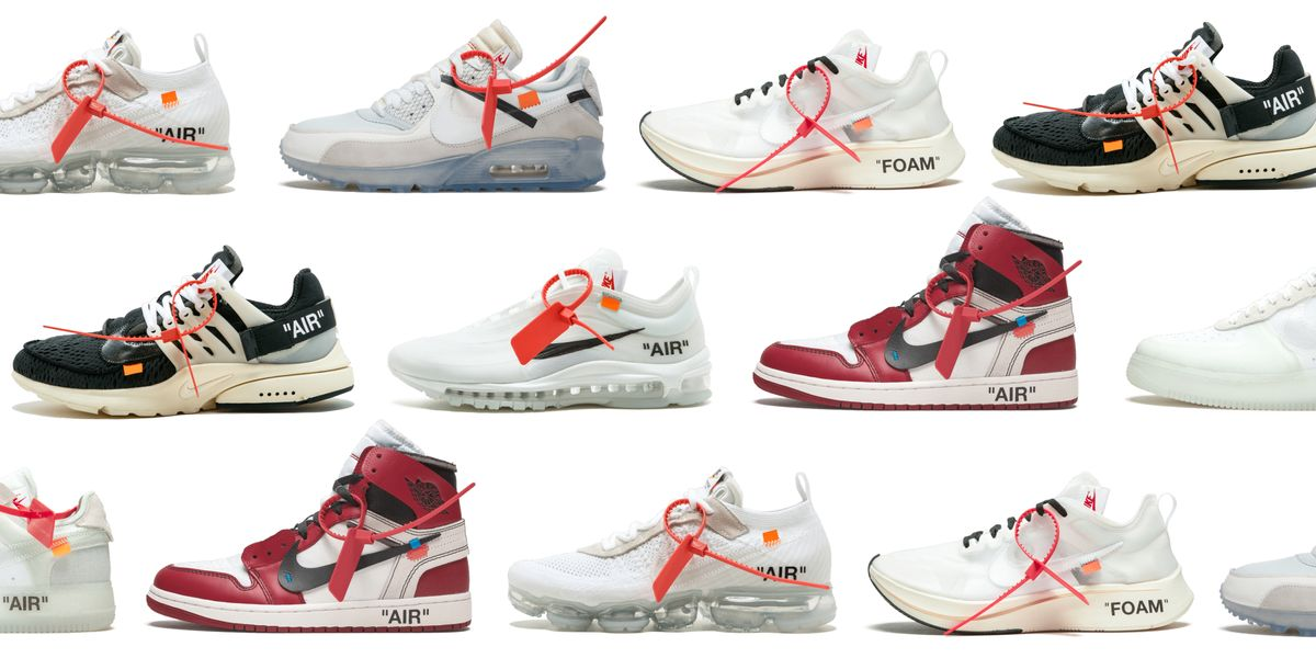 Best Nike Off-White Shoes | Nike Off-White Releases 2019