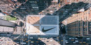NIKE美國紐約總部辦公室 建築設計