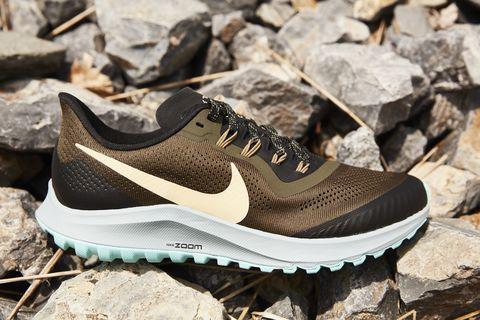 Shoe, Footwear, Outdoor shoe, Running shoe, White, Walking shoe, Brown, Cross training shoe, Sneakers, Nike free,