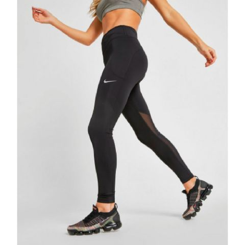 nike running fast tights dames