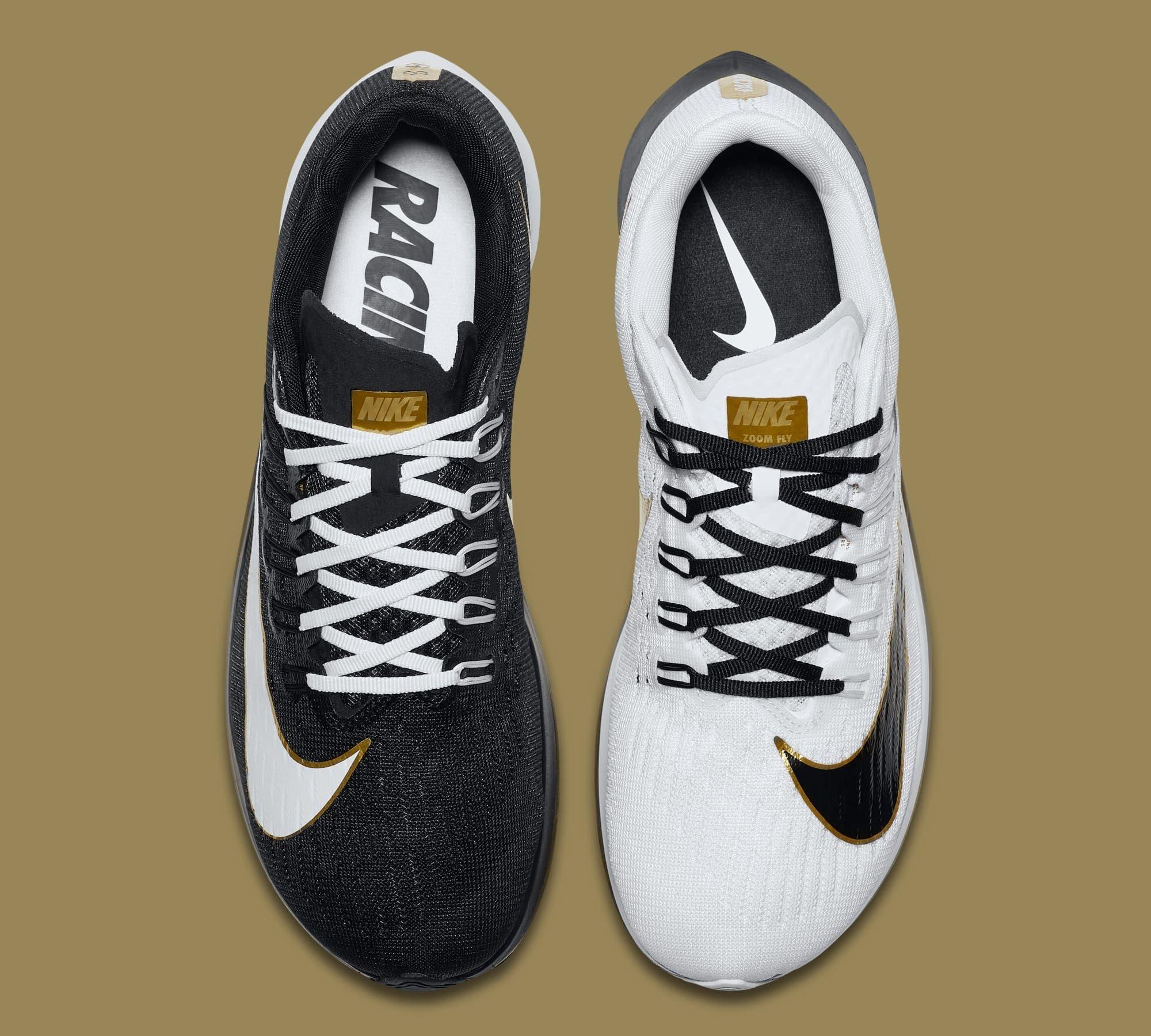 Mismatched Nike Zoom Fly - Nike Shoe