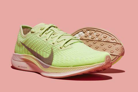 Shoe, Footwear, White, Walking shoe, Running shoe, Outdoor shoe, Sneakers, Tennis shoe, Yellow, Athletic shoe,