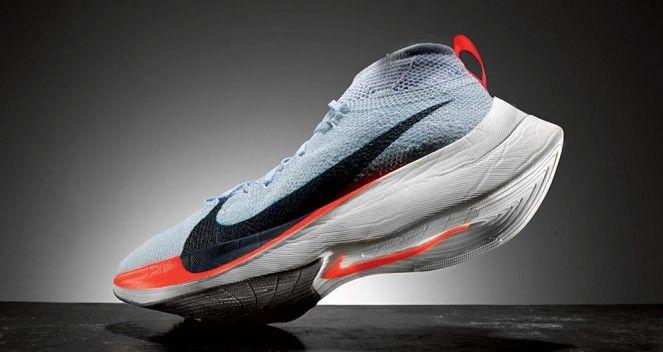 Is dit de schoen waarmee de marathon onder de twee uur wordt
