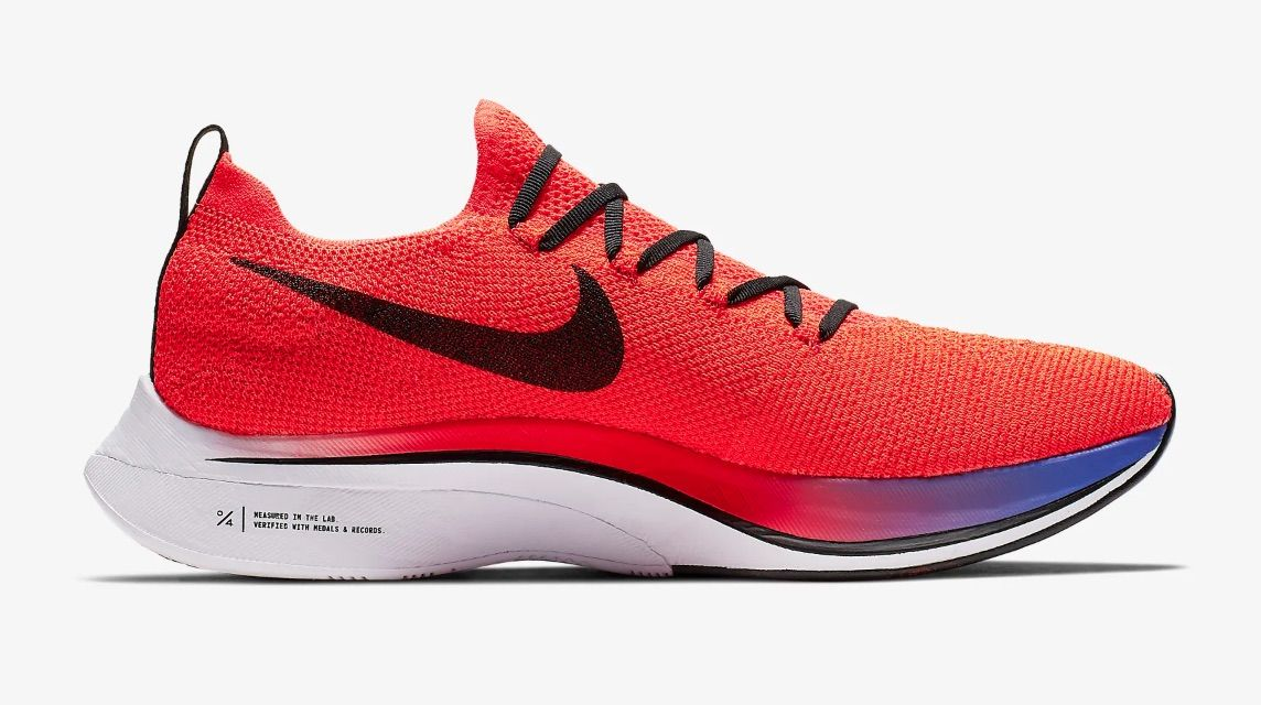 9035976d497be Act Fast  The Nike Vaporfly 4% Flyknit Is in Stock Right Now