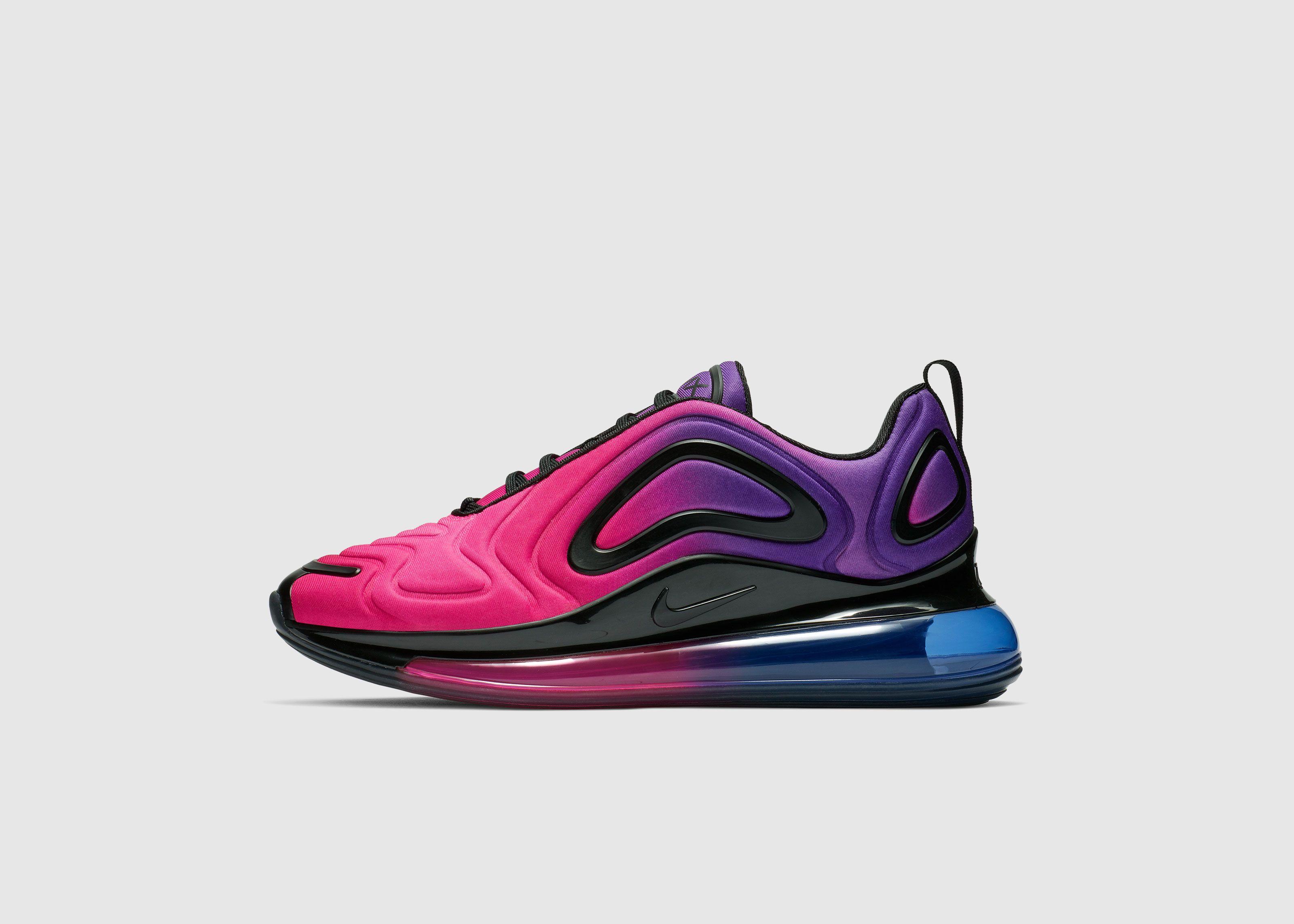 Nike Air Max 720, una zapatilla de otra dimensión Lo que