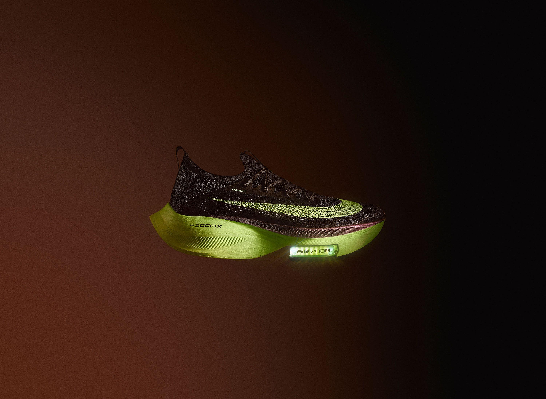 Nike Air Zoom AlphaFly Next% $250