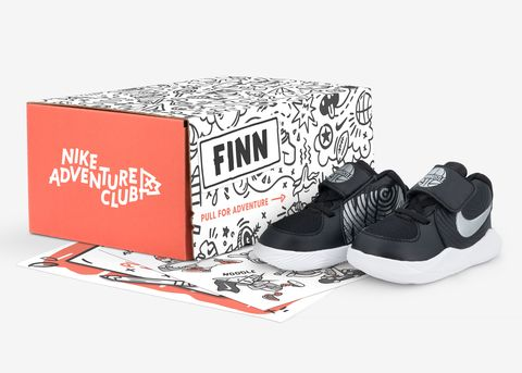 Nike's New Adventure Club Sneaker Subscription Service for