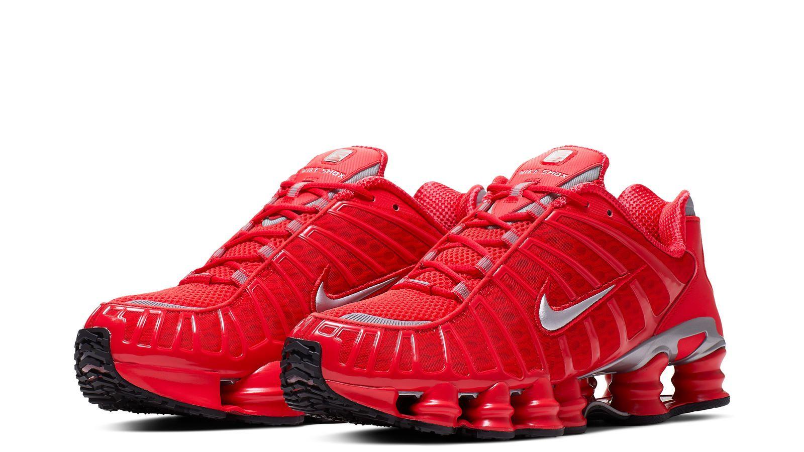 Nike Shox Total   Nike Sneaker Releases