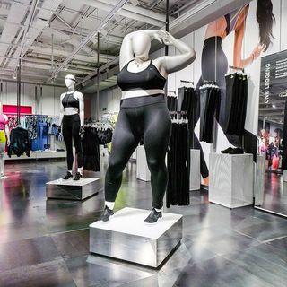 Nike Da Visibilidad A Las Personas Con Talla Grande Con Su Ultima Accion