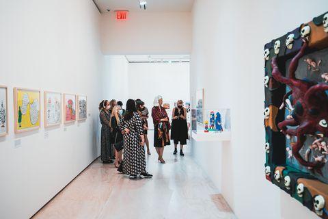 niki de saint phalle exhibition
