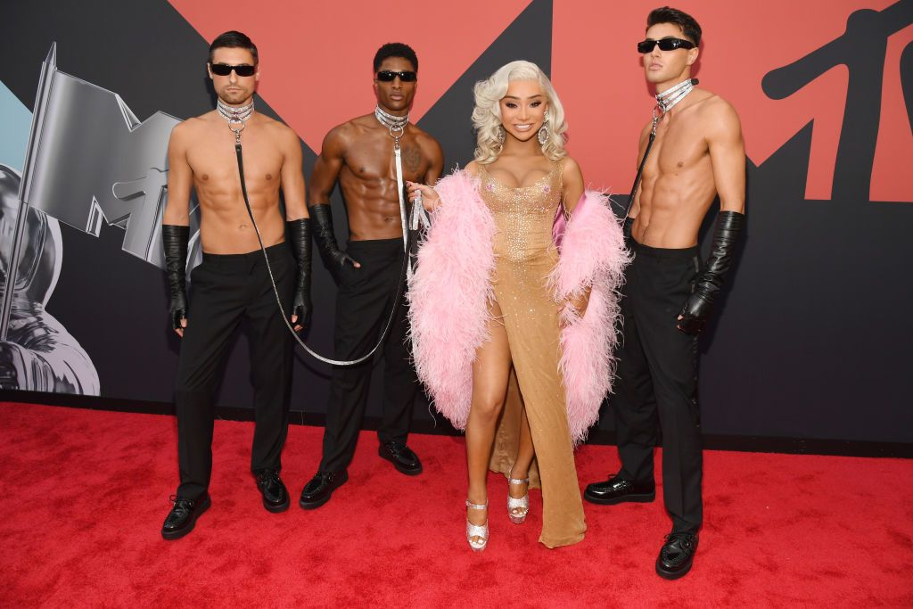 Nikita Dragun Says Her Lying Ex-Boyfriend Inspired Her Controversial 2019 MTV Video Music Awards Look