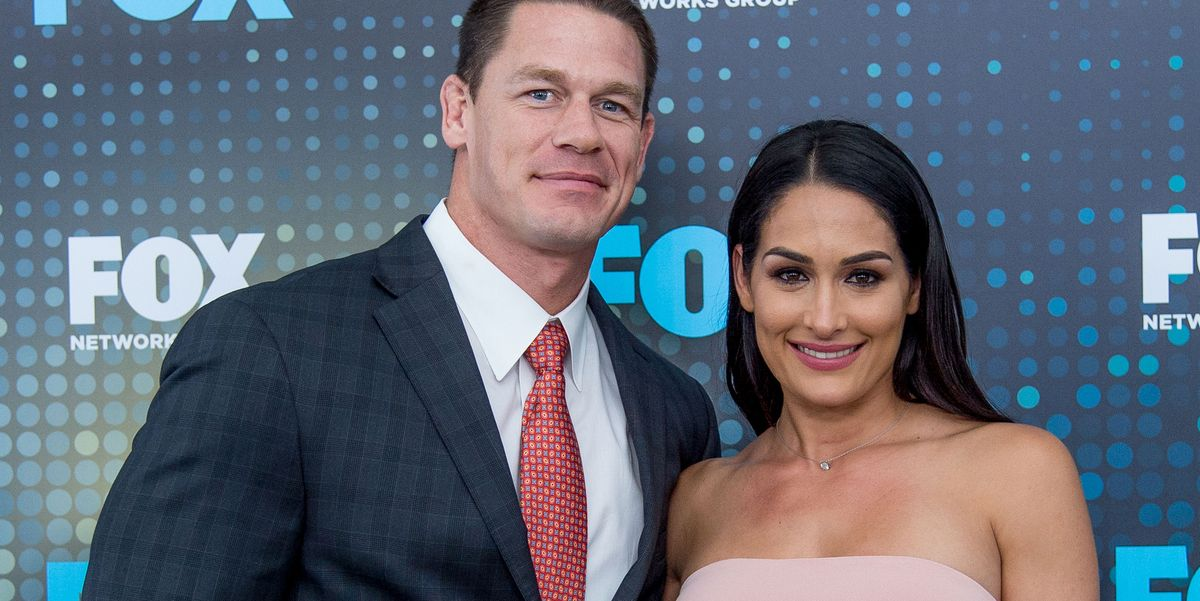 John Cena And Nikki Bella Are Back Together, According To Report-3383