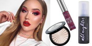 nikkie tutorials favourite makeup products