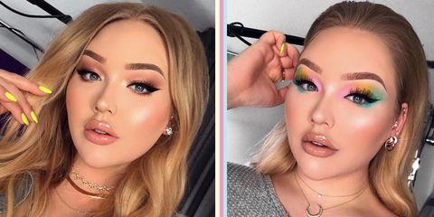 Nikkietutorials Makeup Looks >> Nikkie Tutorials Spills The Tea On Lip Fillers Working With