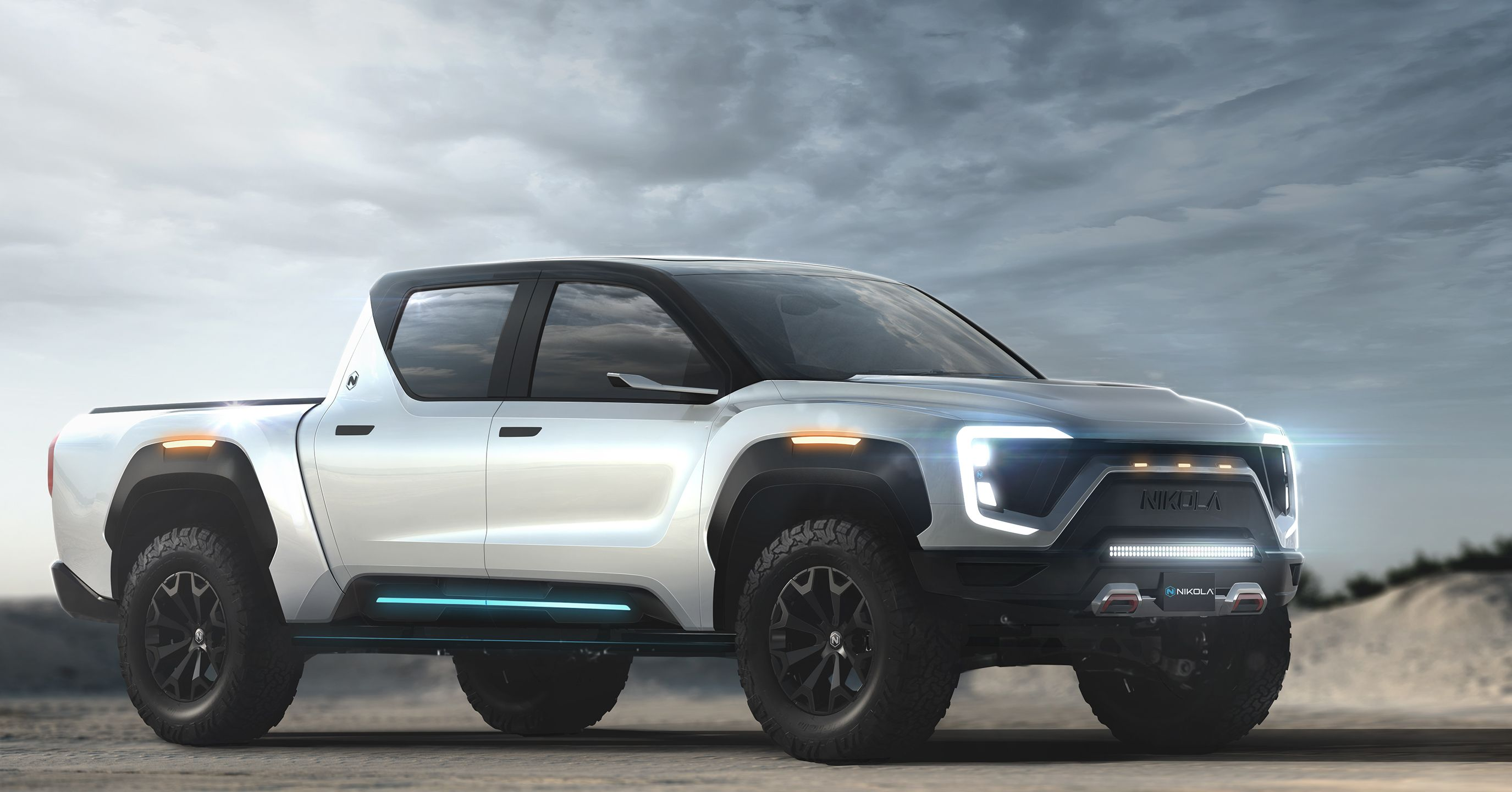 There Are Already Way Too Many Electric Pickup Trucks