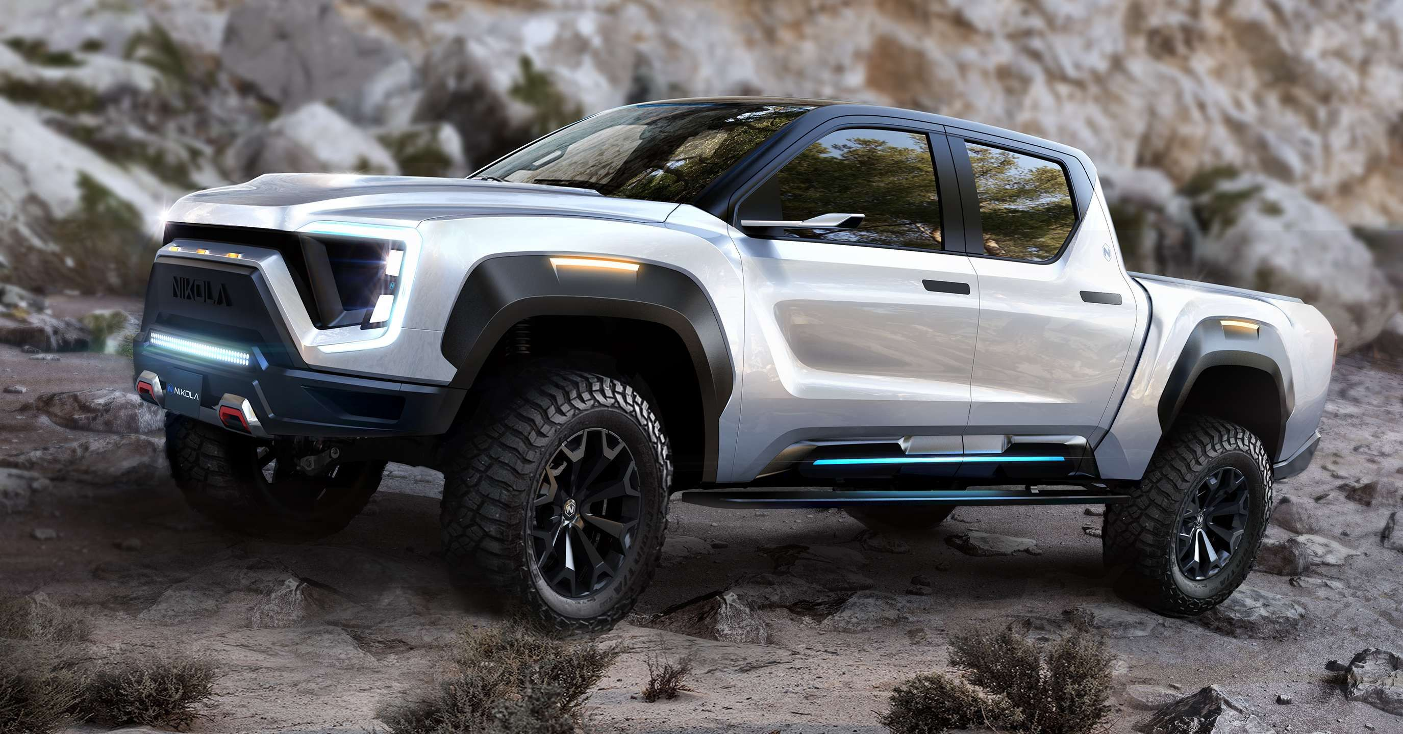 Nikola Badger Electric Pickup Expected To Enter Production In 2022