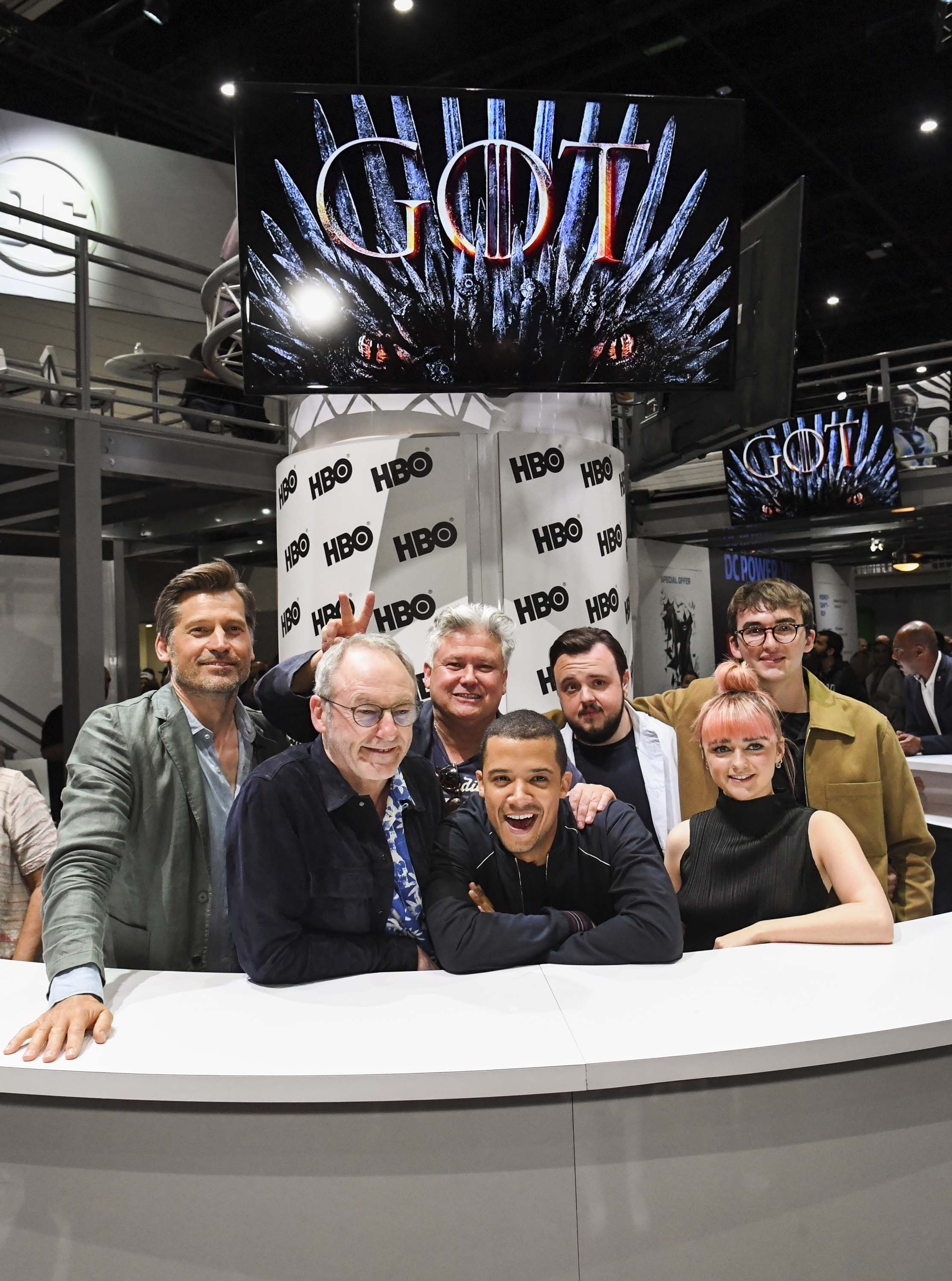 The Game of Thrones Cast Responded to Finale Backlash and the Infamous Petition at Comic Con