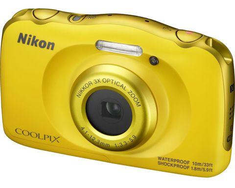 NikonCOOLPIX W100 digital camera