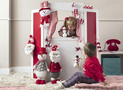 Decoración de Navidad para niñosde Leroy Merlín