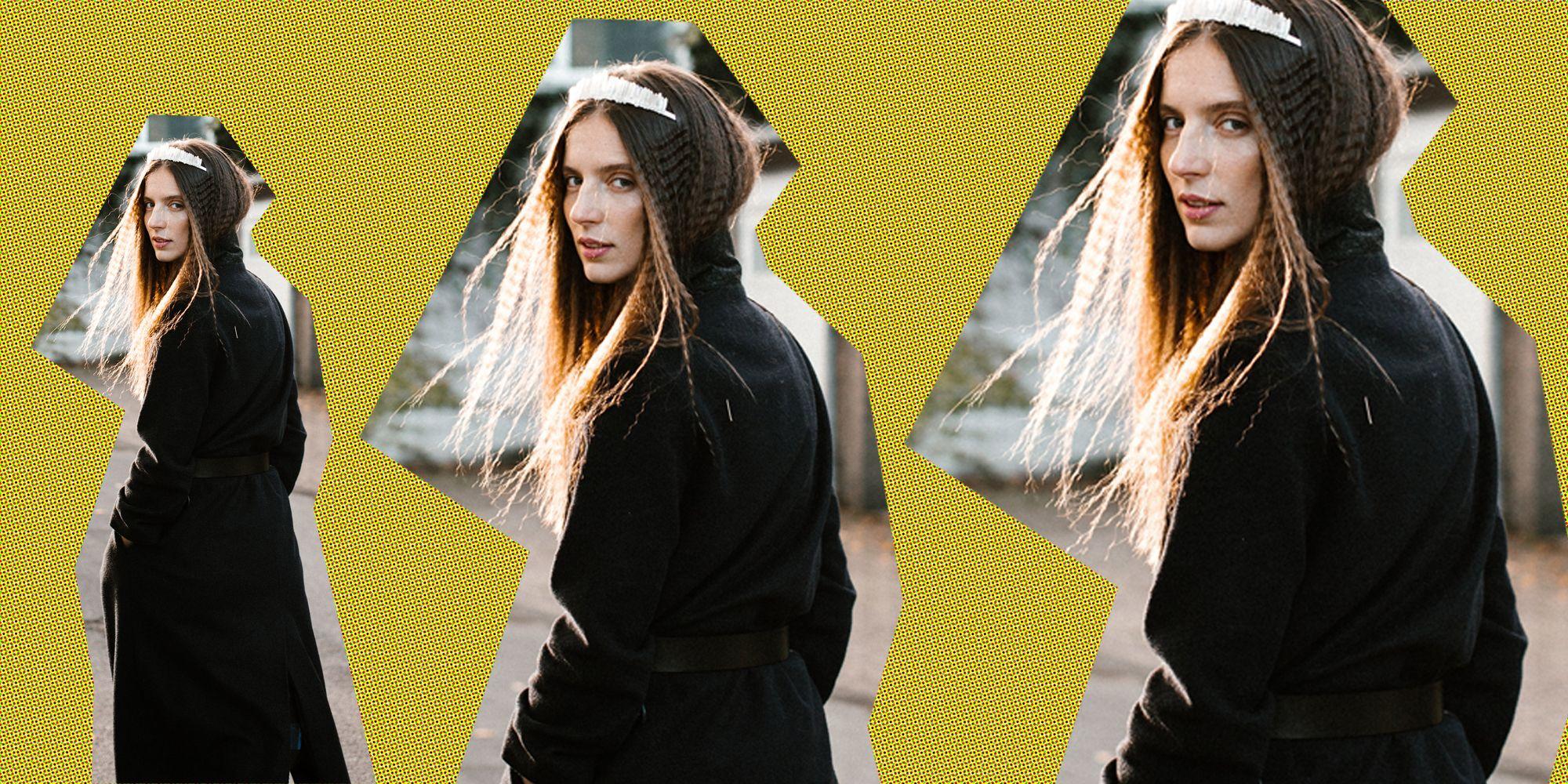 Nina Varga door Amanda Drost