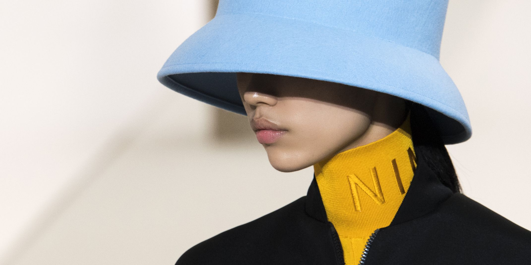 Low-Brimmed Hats are in for Fall