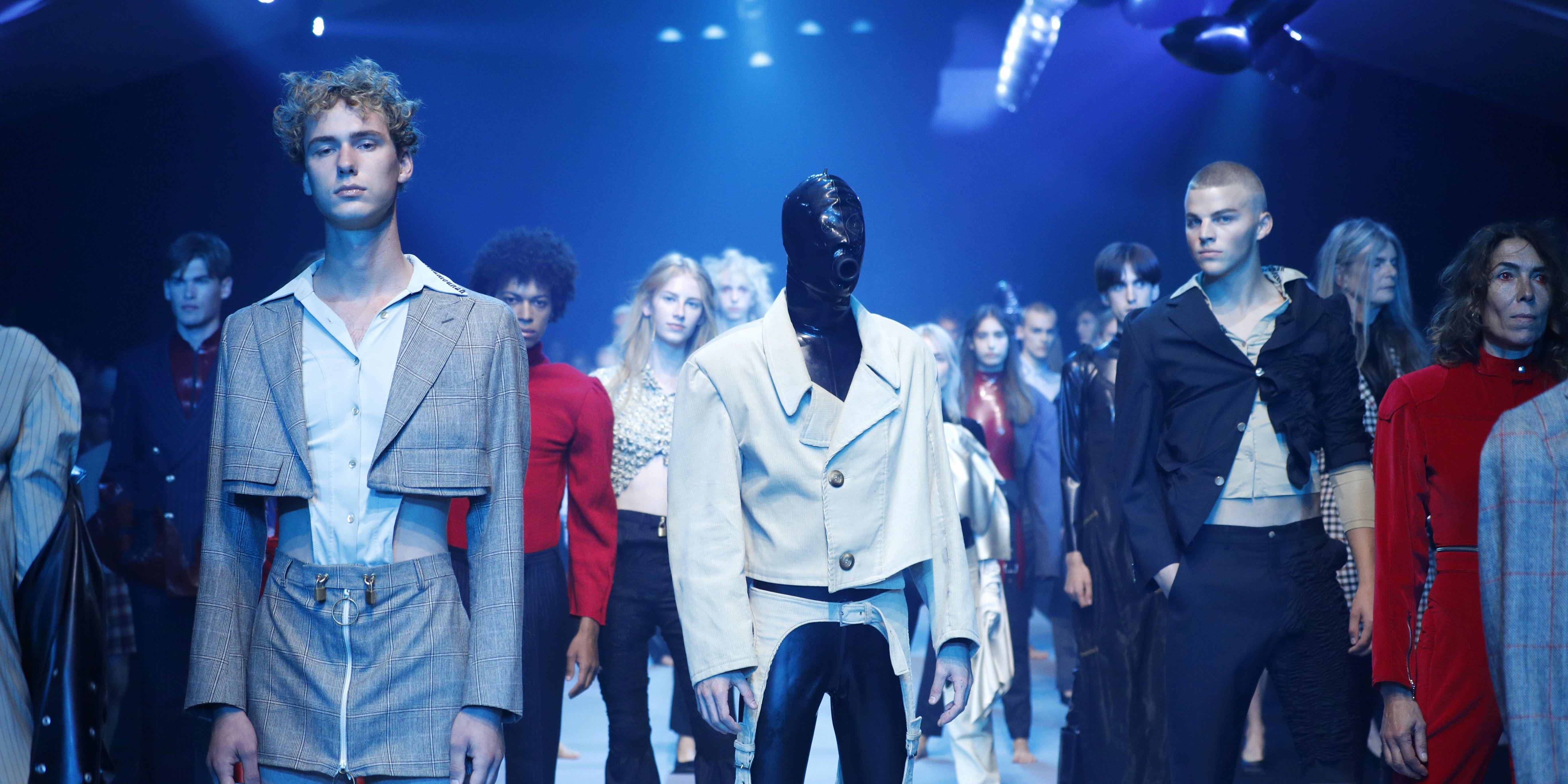 Ninamounah Amsterdam Fashion Week 2018