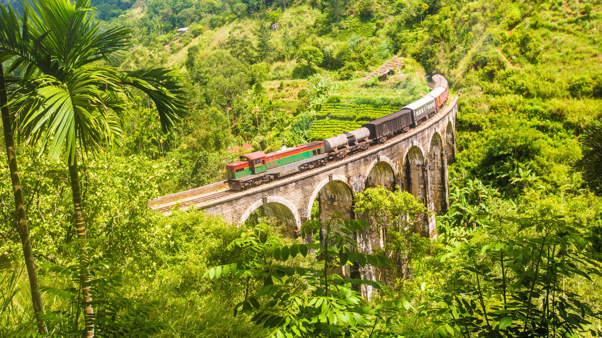 Are train journeys the new road trip?