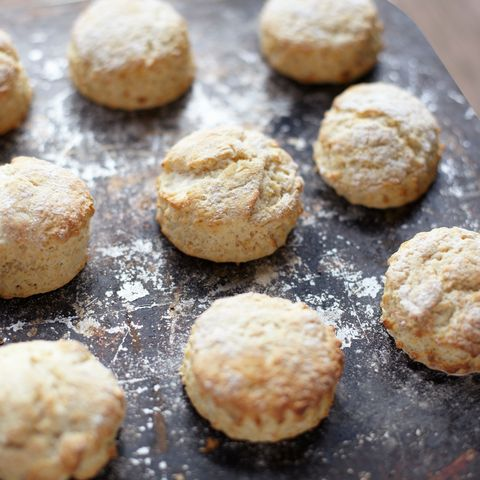I'm going to be honest with you, I think scones are overrated