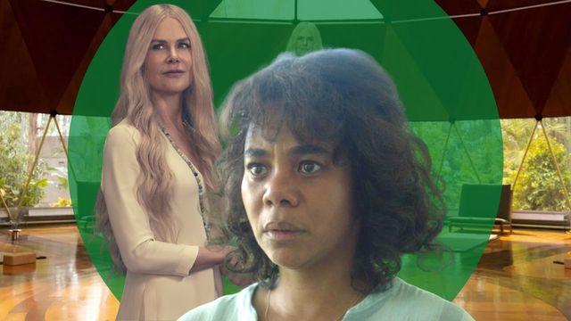 nicole kidman y regina hall nine perfect strangers final serie teorías