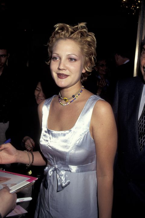 drew barrymore photo by ron galellaron galella collection via getty images
