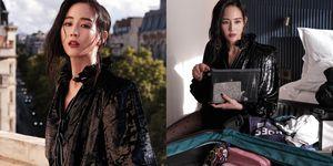 張鈞甯前往巴黎看時裝秀,大方分享出國行李打包術