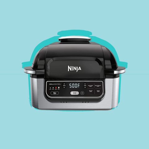 Ninja Launches New Two In One Air Fryer And Grill