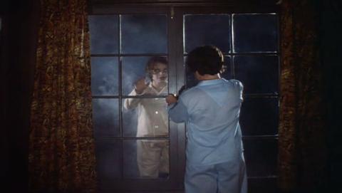 Niños cine de terror