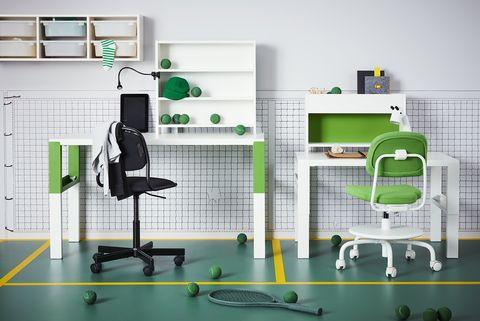 8 ideas para cuartos de niños que nos trae Ikea en el catálogo 2019