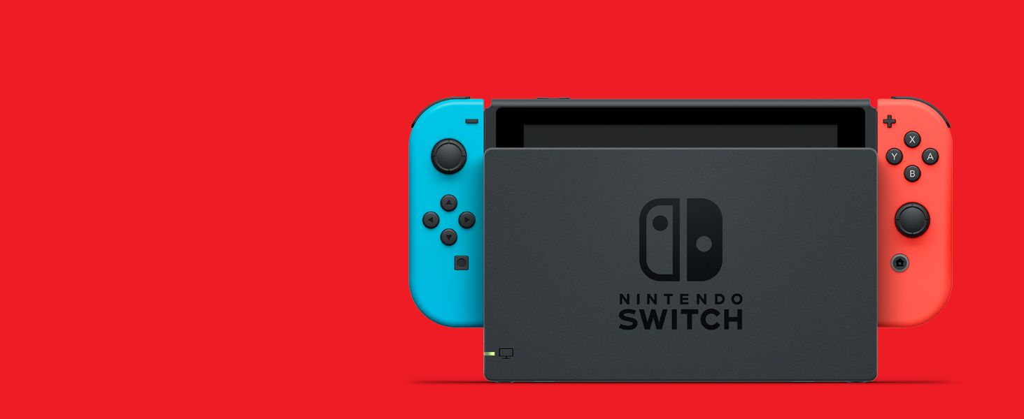 Buy the New Nintendo Switch and Get a Free $25 Amazon Gift Card